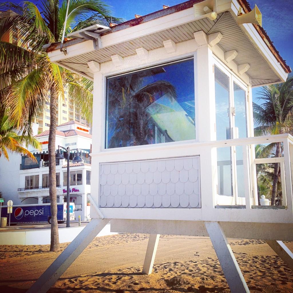 Ft Lauderdale Beach Lifeguard
