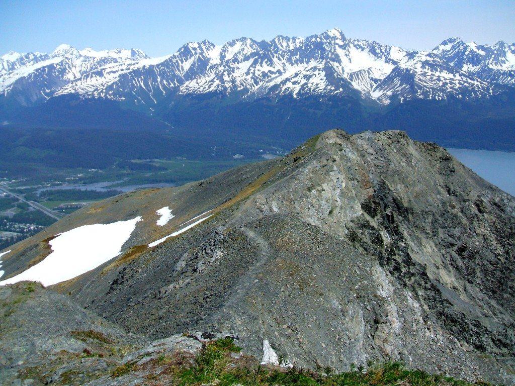 Mt Marathon Seward Alaska