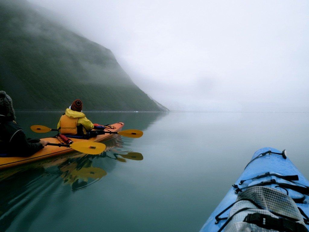 Alaska Seward Kayaking