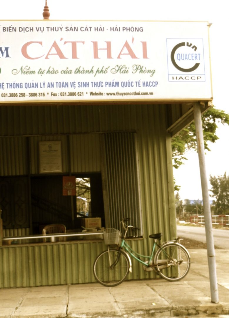 Cat Ba Boat Dock