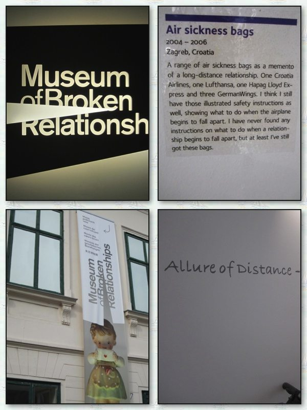 Musuem Of Broken Relationships