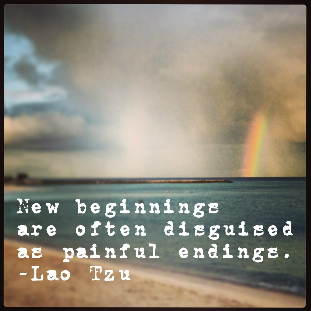 New Beginnings Lao Tzu