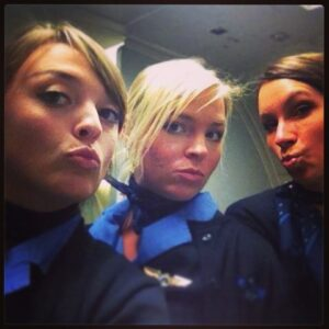 hot flight attendants