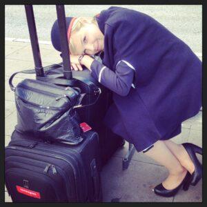kara mulder flight attendant life