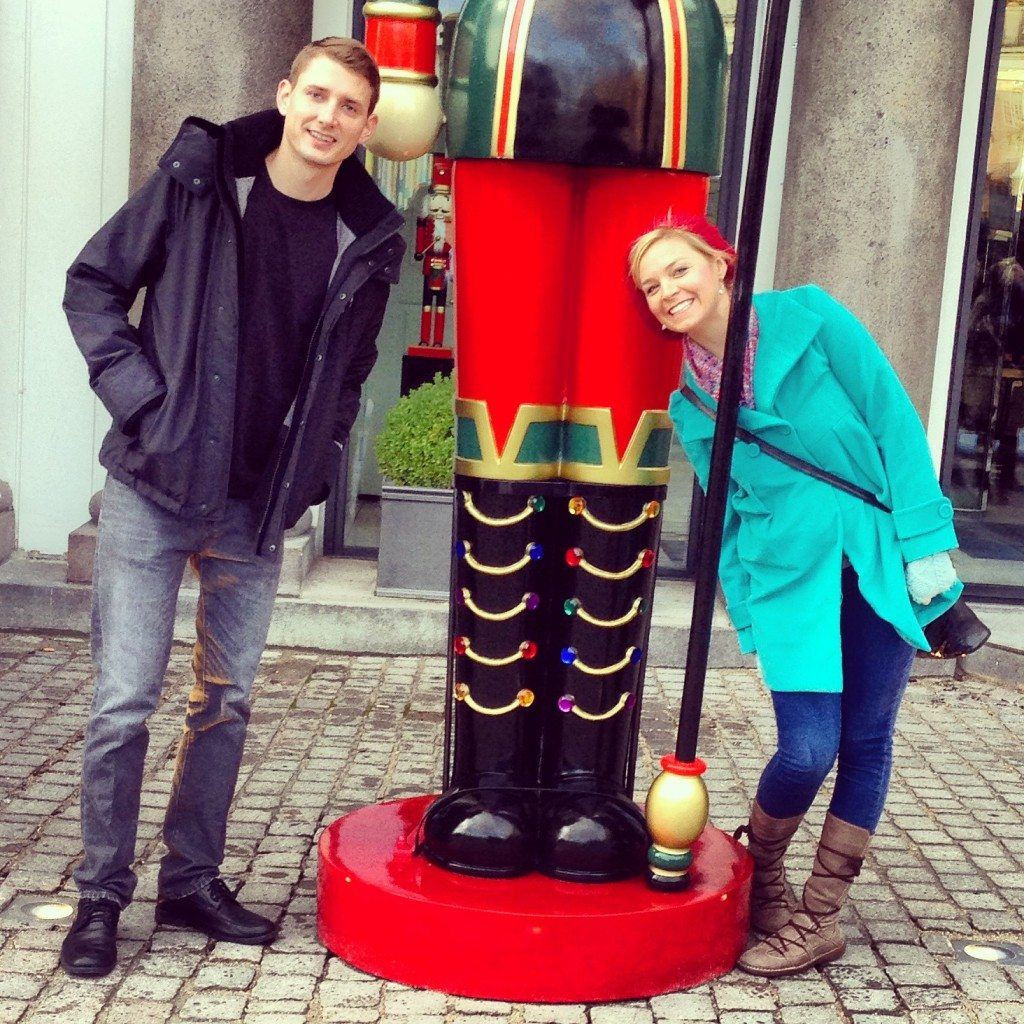 Nutcracker in Copenhagen