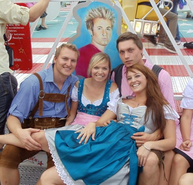 Oktoberfest Munich Travel Friends