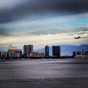 McCarran International Airport Las Vegas Allegiant Airlines
