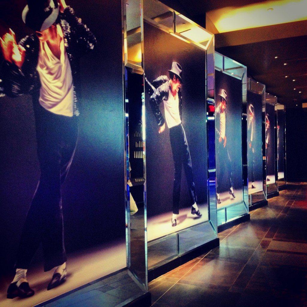 Vegas The Hotel Michael Jackson
