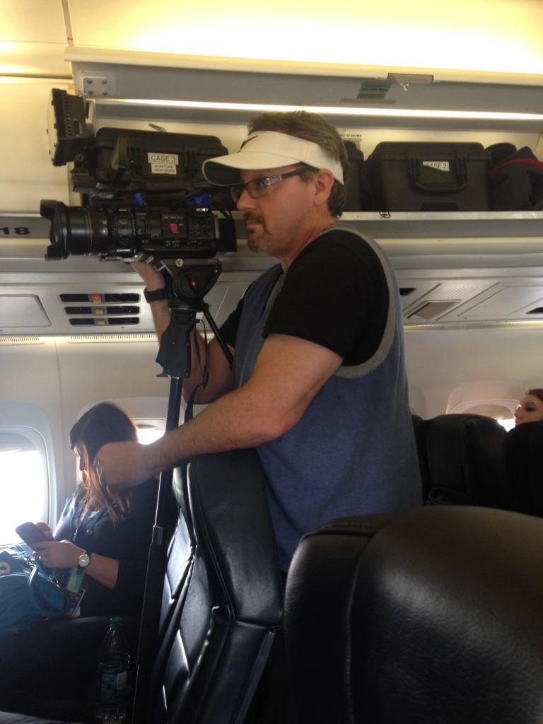 Allegiant Air Film The Game Plane TV