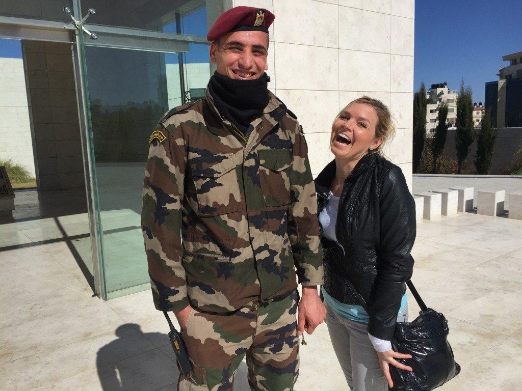 Palestinian Guard