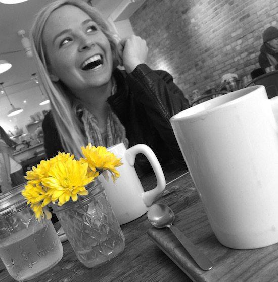 Kara Laughing