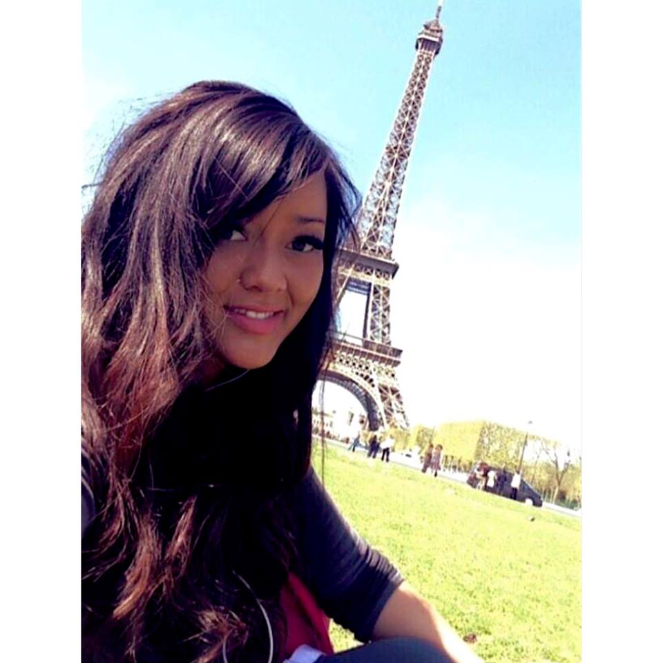 Natasha - Eiffel Tower