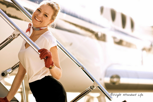 Being a corporate flight attendant is like dating   in LA