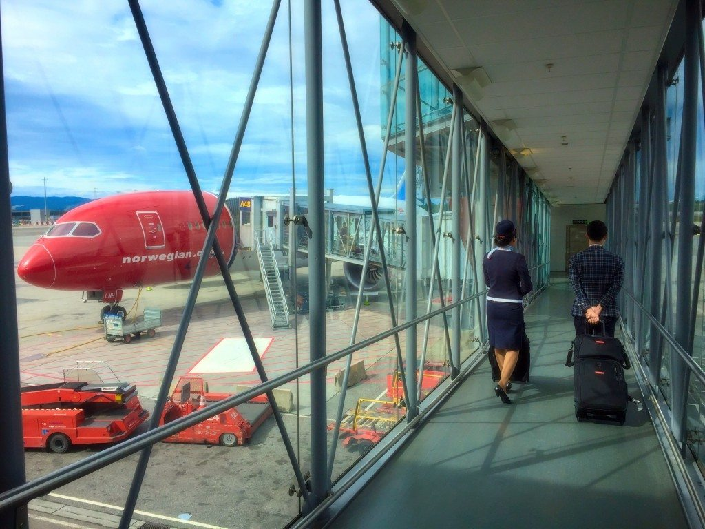 Norwegian Airlines OSL