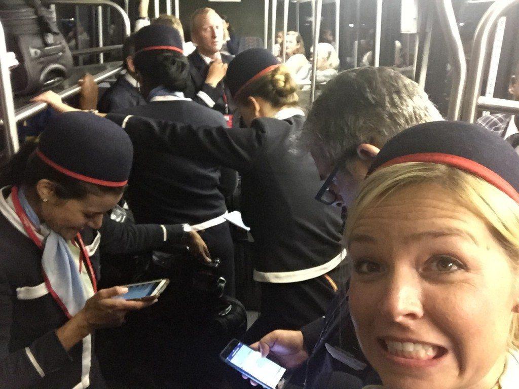 Airline Crew Flight Attendant Blog