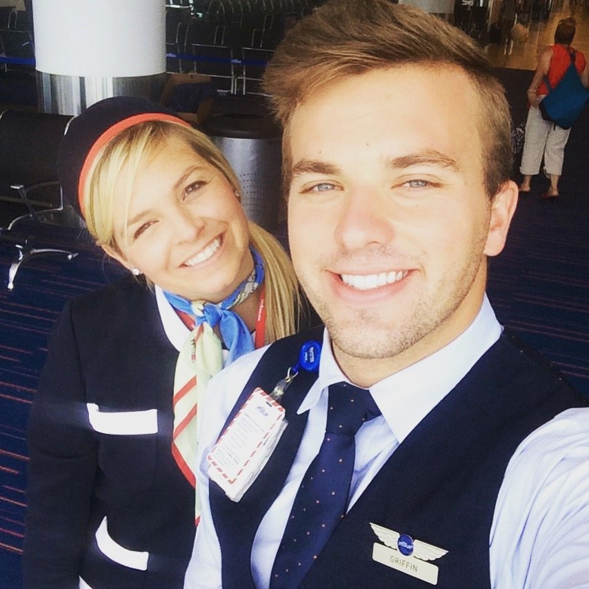 JetBlue Inflight Team Member Cabin Crew Norwegian Air Flight Attendant Kara Mulder