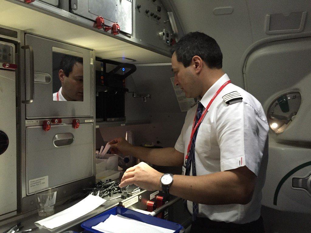 Captain 787 boeing dreamliner