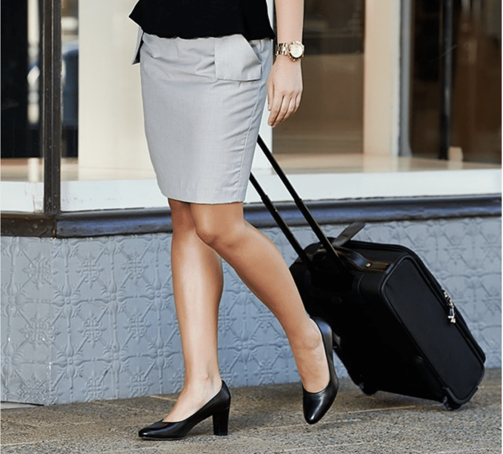 Louise M Shoes Cabin Crew Shoes Flight Attendant Uniform