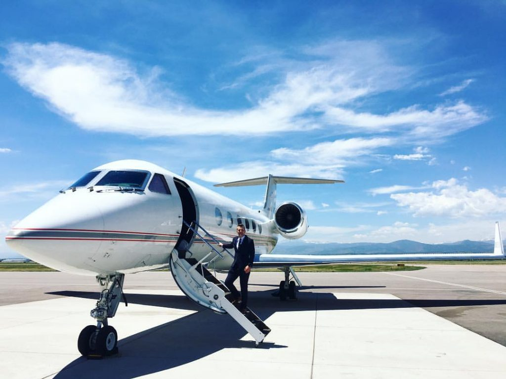 Griffin Bruehl Private Aviation