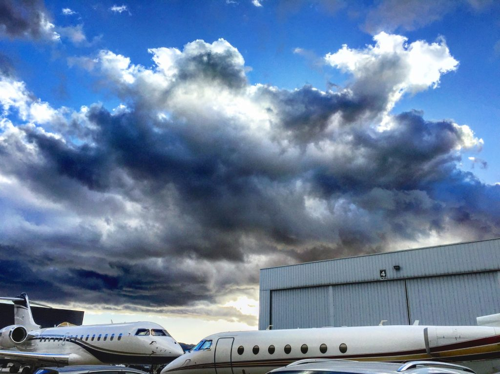 private jet aviation flight attendant