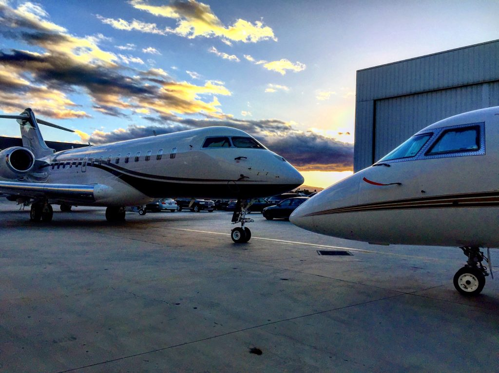 private jets flight attendant