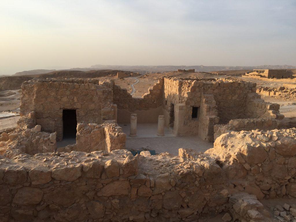 Masada, Israel Sunrise Tour Abraham Tours