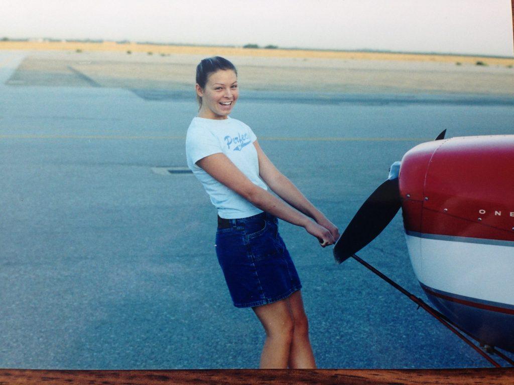 Kara Mulder Cessna 150
